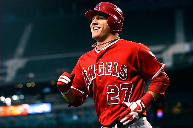Angels, Mike Trout nearing extension