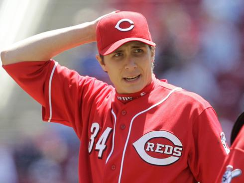 UPDATE: Reds, Homer Bailey nearing contract extension